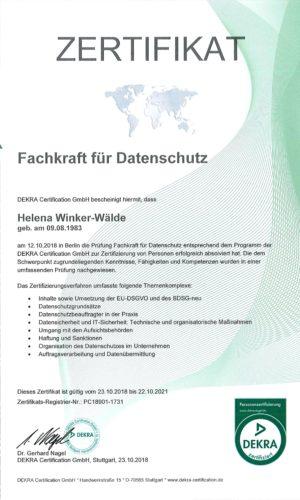 Datenschutzrecht: Haller & Partner Fachanwälte